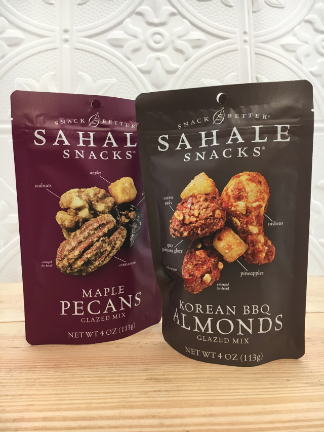 Sahale glazed nut mix